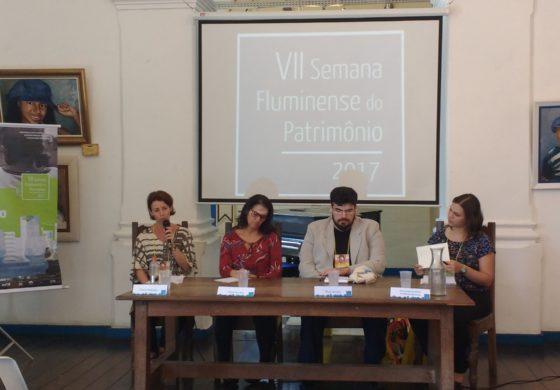 Educação patrimonial é pauta do VII Encontro do Patrimônio Fluminense