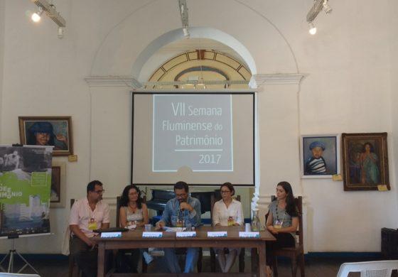Debate sobre preservação encerra VII Encontro do Patrimônio Fluminense