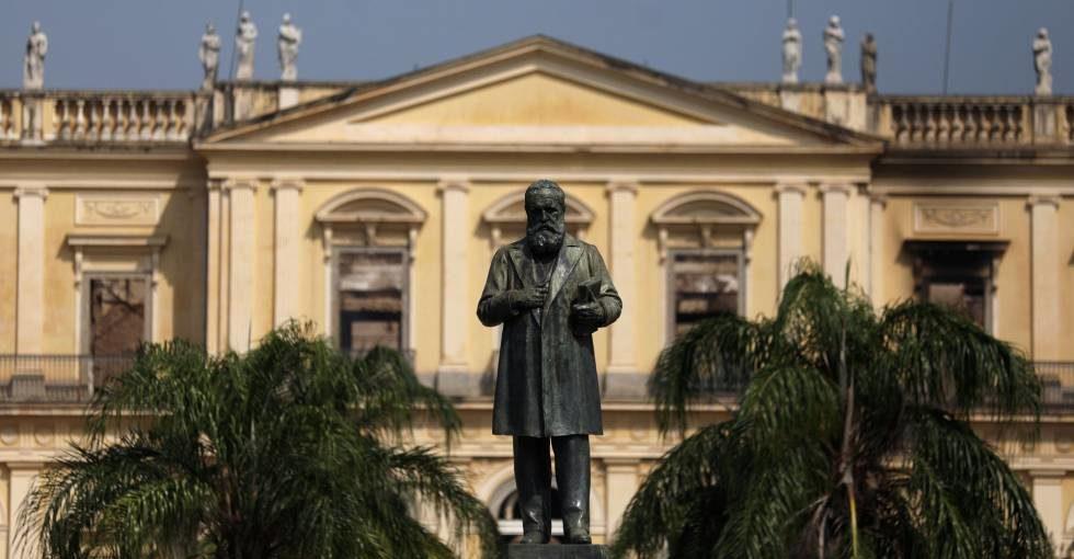 Museu Nacional é tema da abertura da 8ª Semana Fluminense do Patrimônio nesta terça (4/12)