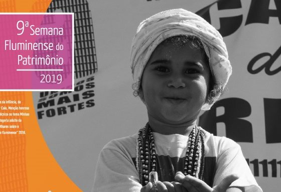 'Patrimônio e sociedade: do local ao mundial' é tema da Semana Fluminense do Patrimônio